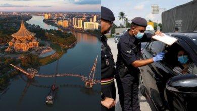 Photo of Perjalanan Antara Zon Di Sarawak Akan Dibenarkan Mulai 15 Ogos Ini