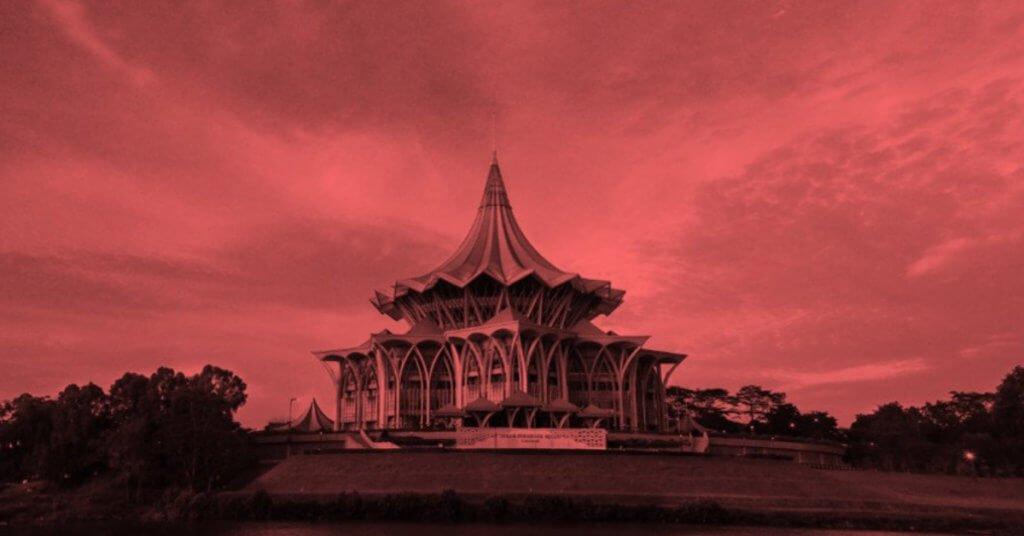 Kuching Sah Zon Merah, Sarawak Catat 25 Kes Baharu Hari Ini