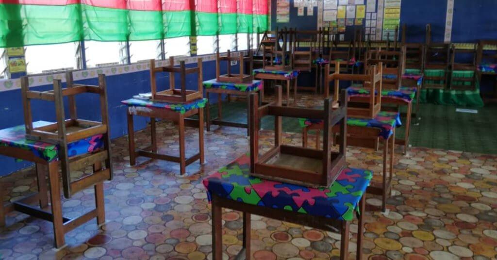 Sekolah Di Kuching, Padawan dan Samarahan Masih Tutup Sehingga 17 Ogos 2020