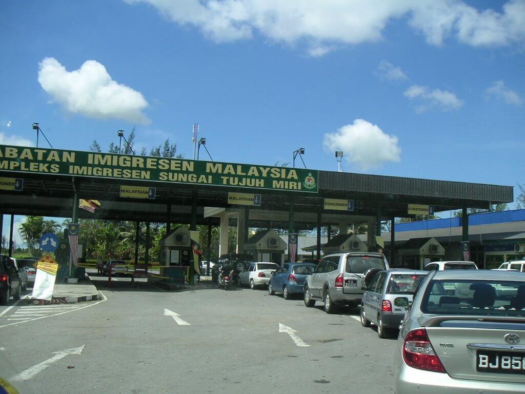 Mansuh Bayaran Tol, Brunei Darussalam Kuatkuasakan Caj Keluar Masuk Bermula 1 Ogos