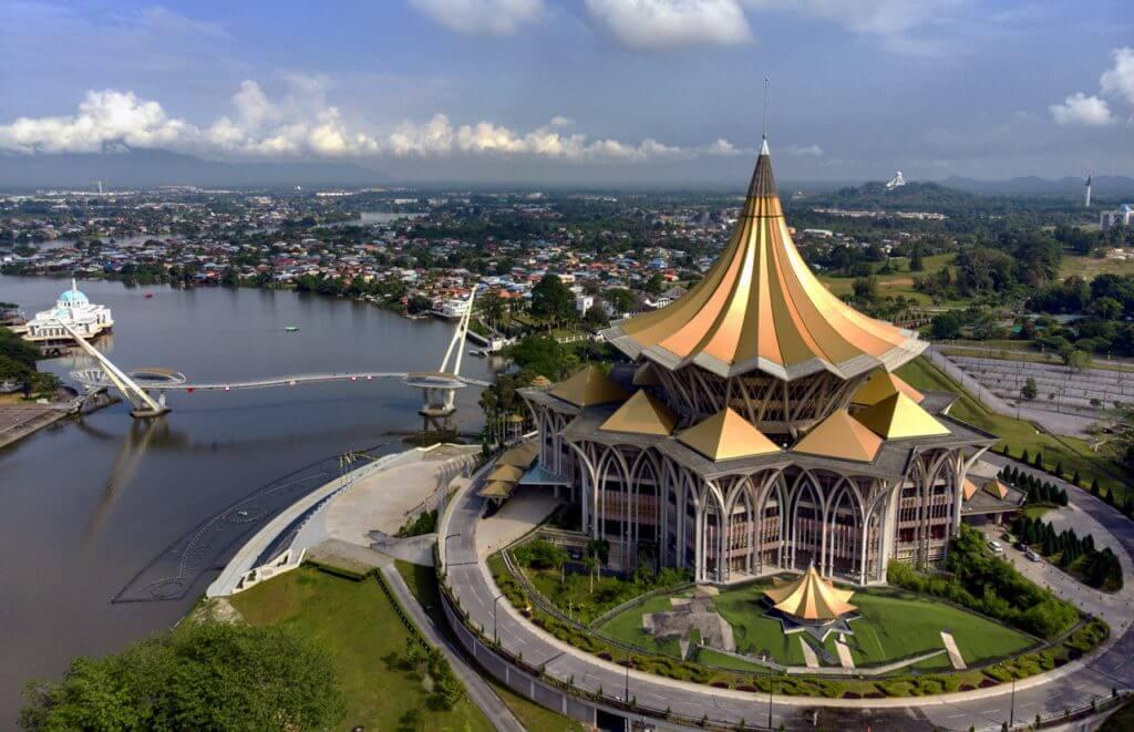 2 Minggu Tanpa Kes Penularan Tempatan, Sarawak Kini Zon Hijau