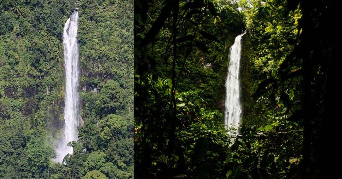 Kenali Air Terjun Julan, Air Terjun Tertinggi Di Sarawak
