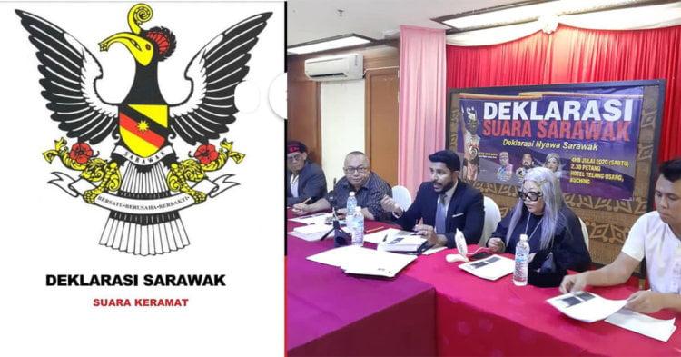 Deklarasi Sarawak Berikrar Untuk Tubuhkan Sekolah Jenis Kebangsaan Dayak