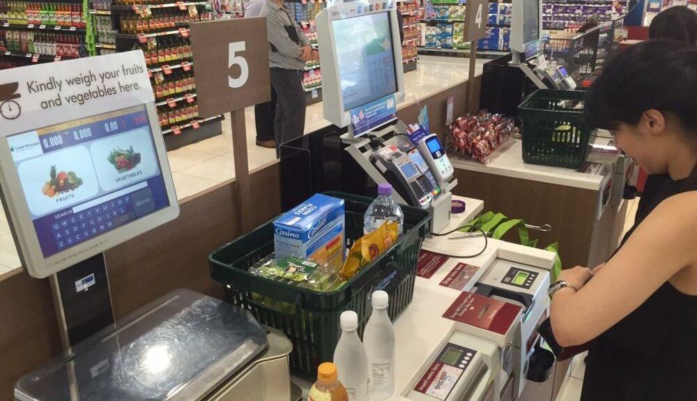 Pasaraya Pertama Di Sarawak Sedia Kaunter Self-Checkout, Emart Tabuan Jaya Dibuka Esok