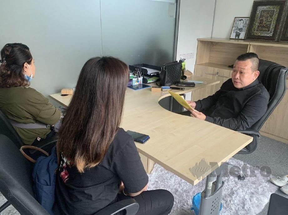 Video Intim Disebar Oleh Bekas BF, Ibu Mangsa Dihubungi Lelaki Lain Yang Teringin 'Langgan' Anak