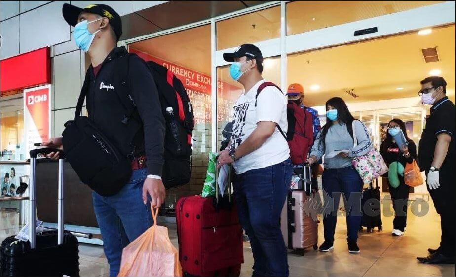 TERKINI : Rakyat Malaysia Yang Memasuki Sarawak Akan Dikuarantin 14 Hari