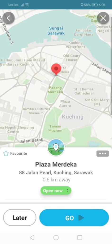 Waze Atau Google Map, Mana Satu Lebih Tepat Digunakan Di Sarawak?