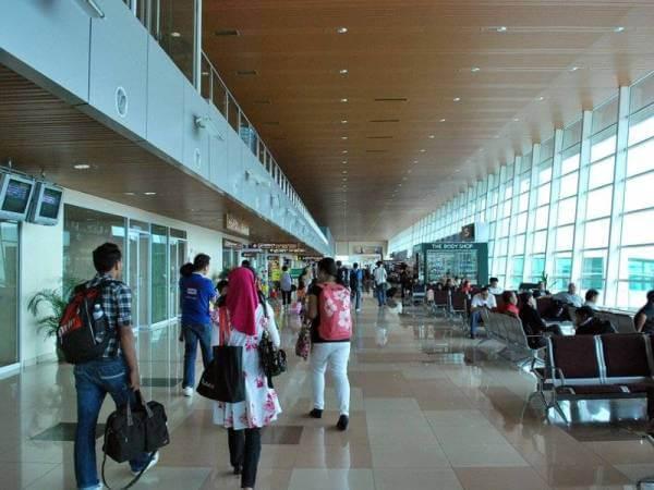Ujian Saringan Ke Sarawak Dan Sekatan Penerbangan Dilanjutkan Hingga 31 Ogos