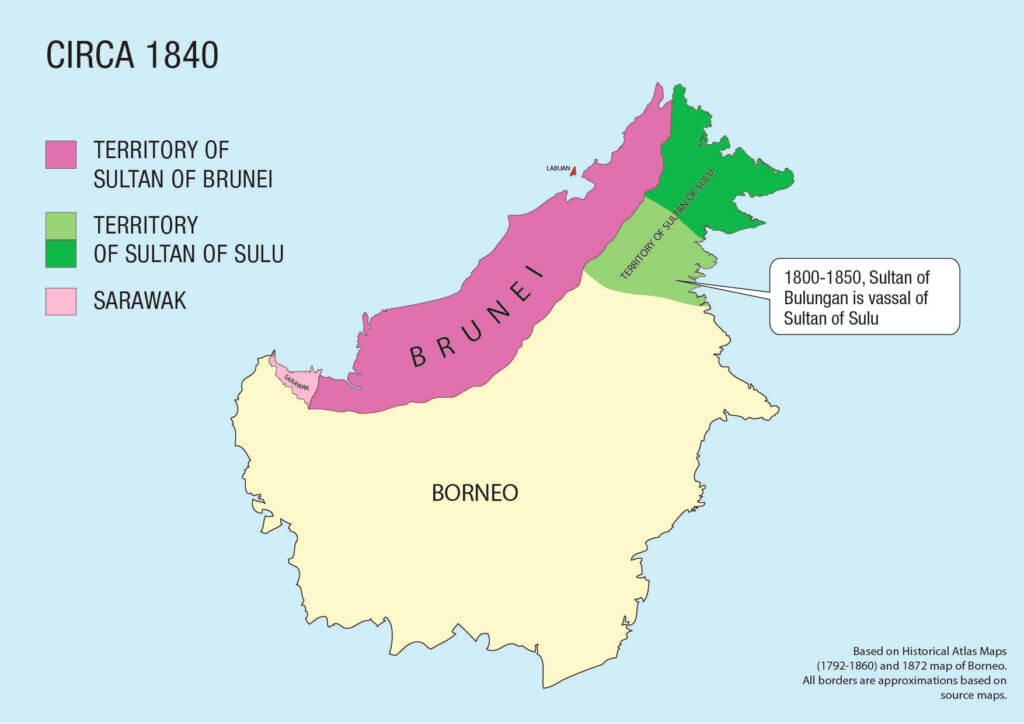Ini 5 Teori Asal Usul Nama Negeri Di Bawah Bayu, Sabah