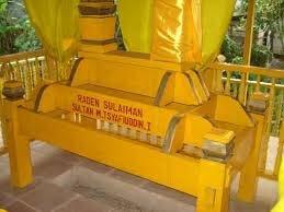 Sultan Tengah Manga, Sultan Pertama dan Terakhir Di Sarawak