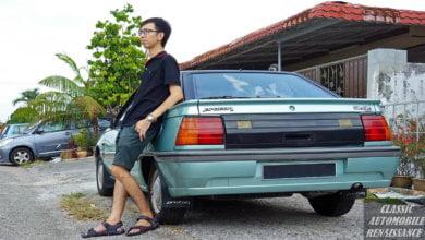 Photo of Enggan Beli Kereta Baharu, Lelaki Muda Ini Kongsi Sebab Mengapa Dia Masih Guna Kereta Berusia 21 Tahun