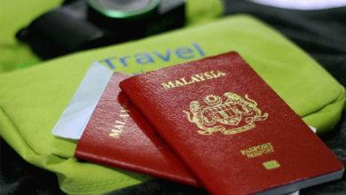 Photo of Tahukah Anda Passport Malaysia Adalah Passport Kedua Paling Berkuasa Di Asia Tenggara