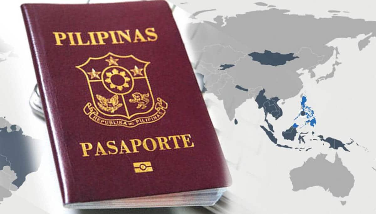 Filipina Memutuskan Untuk Masukkan Sabah Ke Dalam Peta Pasport Negara Mereka