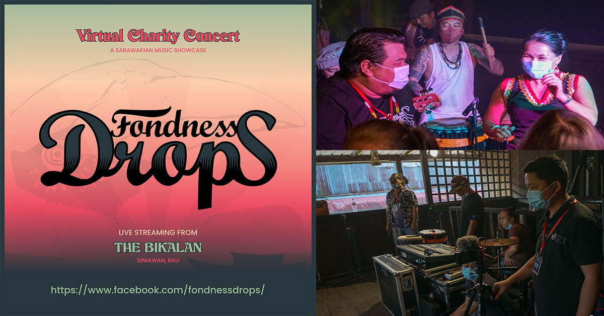 Tonton Persembahan At Adau Dan Artis Sarawak Lain Dalam Konsert Virtual Pertama Di Borneo