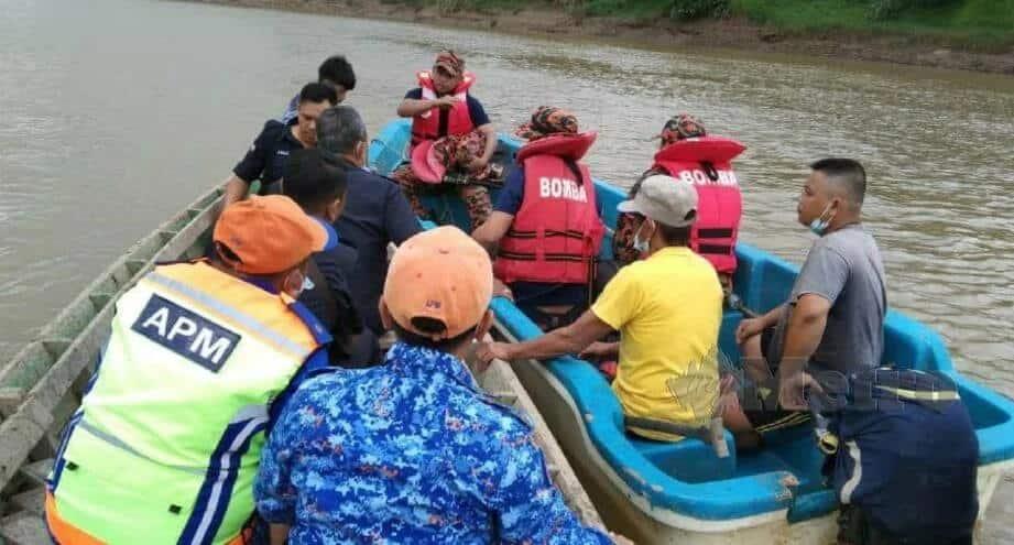 Nampak Anak Dalam Mulut Buaya, Bapa Lihat Sendiri Anak Dibaham Di Sabah