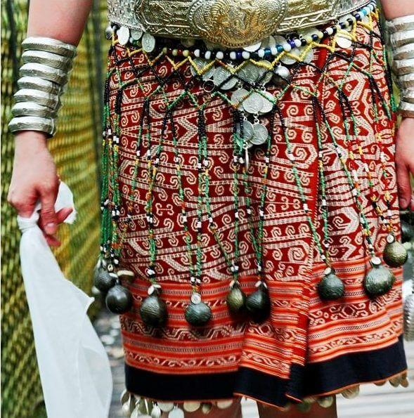 Kenali Jenis Ngepan Indu Iban Di Kalangan Masyarakat Iban