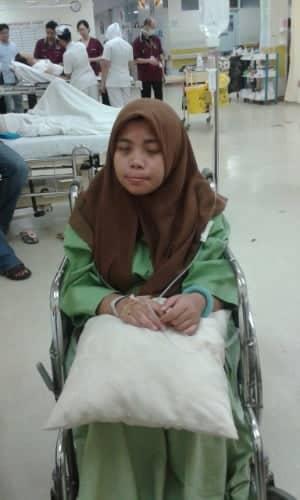 Perlu Ubat RM 200K Untuk Sembuhkan Penyakit 'Rare', Gadis Ini Rayu Sumbangan Untuk Tampung Rawatan