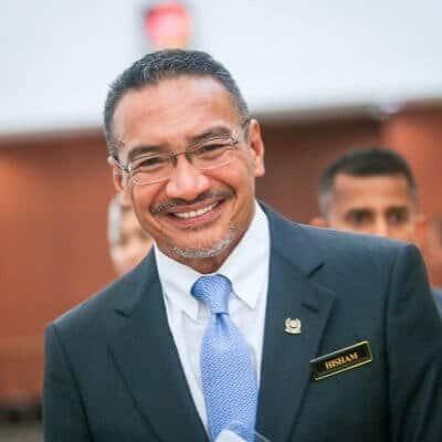 Isu Vape Dalam Parlimen, Hishammuddin Sudah Langsaikan Denda RM 250