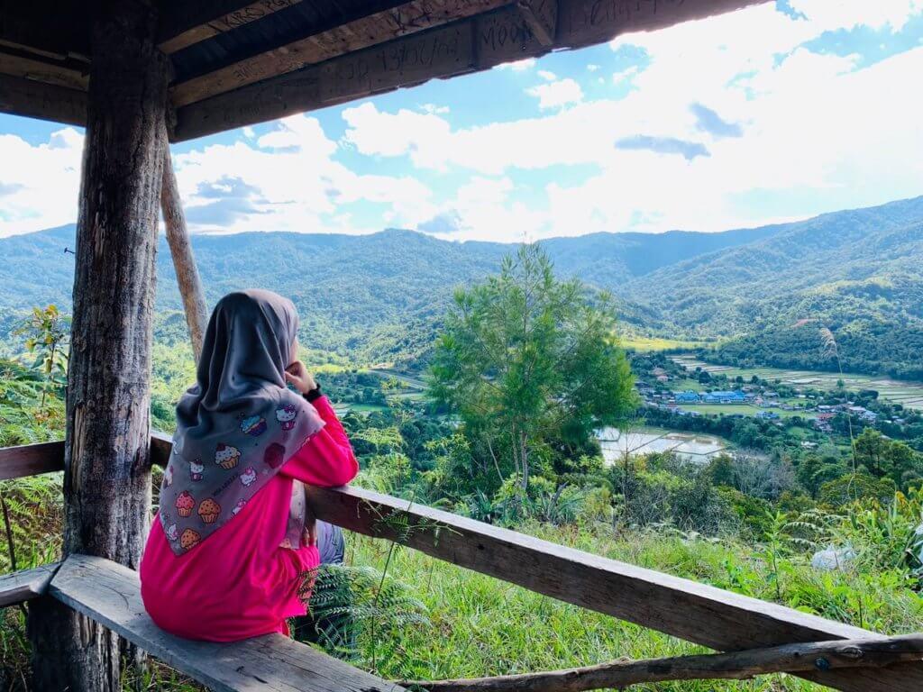 Umpama Berada Di Switzerland, Gadis Ini Kongsi Pengalaman Bercuti Di Tanah Tinggi Ba'kelalan, Lawas