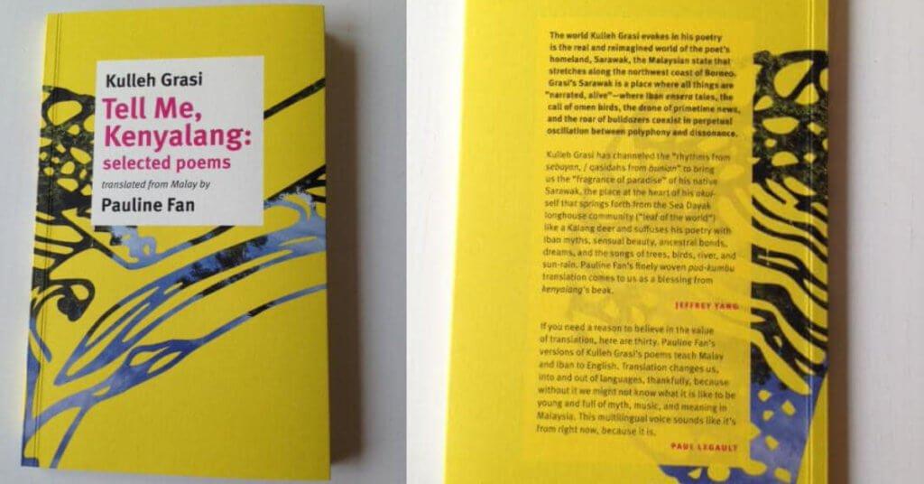 Buku Puisi Anak Kapit Jadi Buku Malaysia Pertama Tercalon Anugerah Terjemahan NTA Amerika
