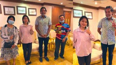 Photo of YB Khairy Jamaluddin Jadi Wakil Kerajaan Minta Maaf Secara Bersemuka Dengan Veveonah Di UMS