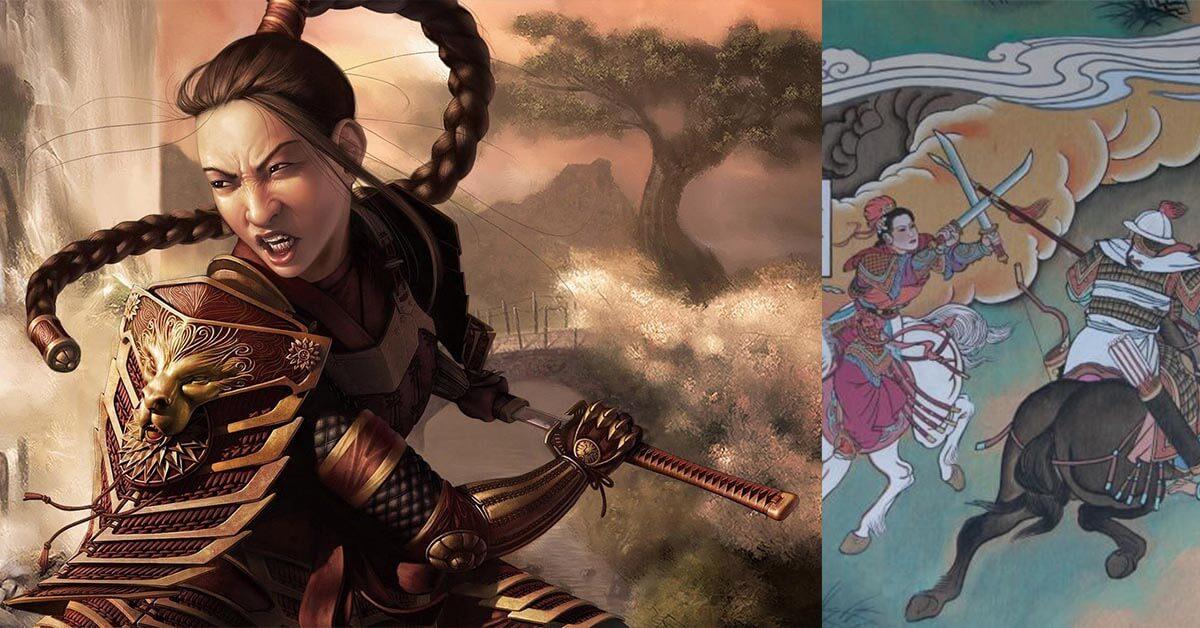Menyamar Sebagai Lelaki Untuk Berperang, Pahlawan Ini Digelar Sebagai 'Mulan Of Shu'