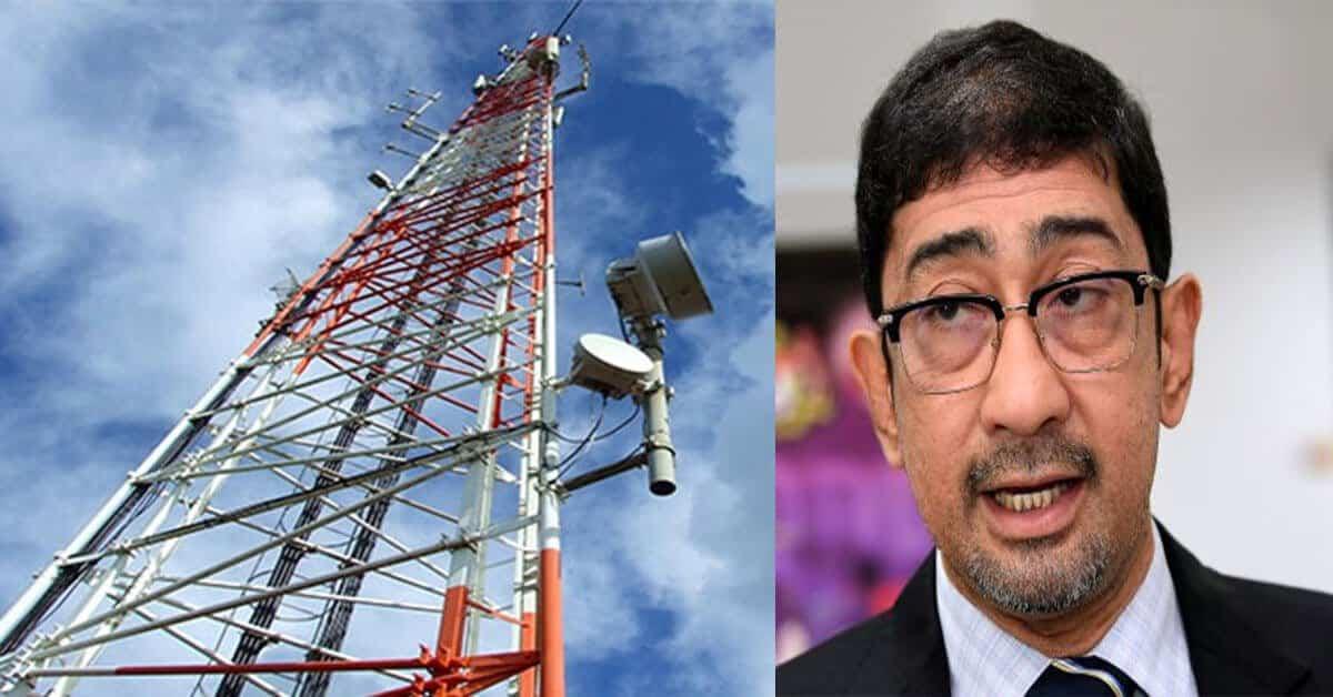 31 Menara Komunikasi Baru Sedang Dibina Di Sarawak, Dijangka Siap Awal Tahun 2021