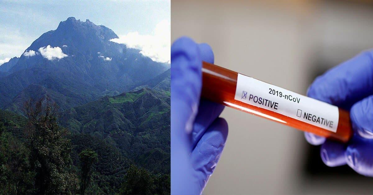 Pendaki Positif COVID-19, Kompleks Taman Kinabalu Ditutup Hingga 8 Oktober 2020