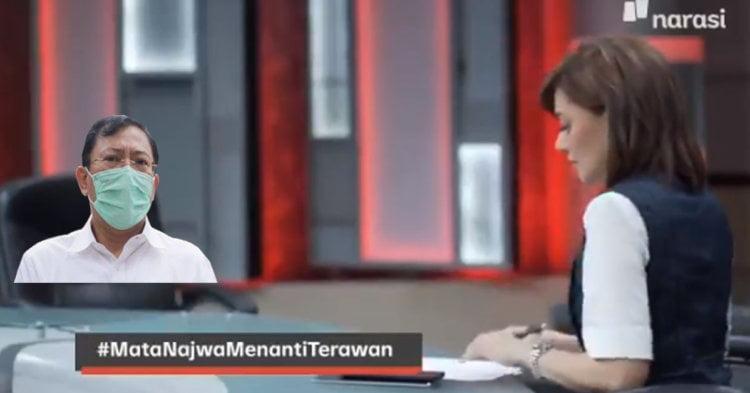 Menteri Kesihatan Indonesia Enggan Ditemu Bual, Penyampai Berita 'Wawancara' Dengan Kerusi Kosong