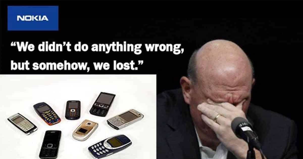 Dulu Salah Satu Jenama Telefon Bimbit Terkemuka Di Dunia, Apa Yang Terjadi Pada Nokia?