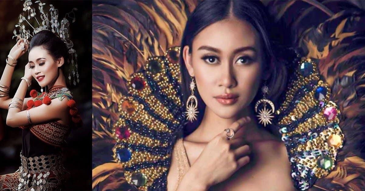 Dinobat Miss Universe Malaysia 2020, Jelitawan Sarawak Gegarkan Malaysia