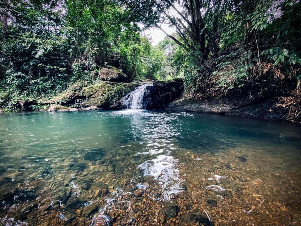 Port Air Terjun Viral Di Serian, Sengai Waterfall Kini Ditutup Untuk Kunjungan Awam