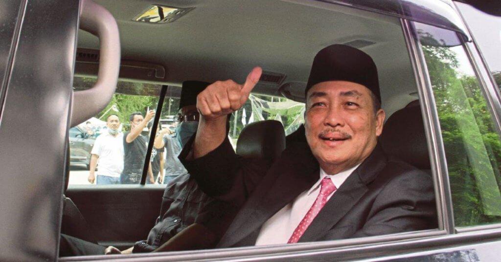 GEMPAR : Ketua Menteri Sabah Yang Baharu Disahkan Positif COVID-19