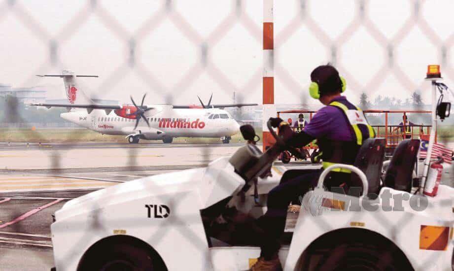 Syarikat Penerbangan Malindo Air Rancang Pemberhentian Pekerja, 2,200 Kakitangan Terkesan