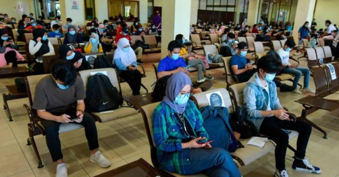 Pendaftaran Secara Fizikal/Bersemuka Pelajar IPT Kemasukan Okt 2020 Ditangguhkan