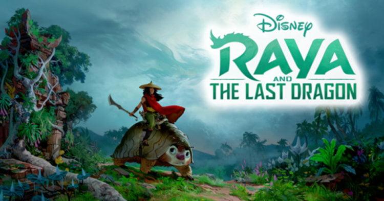Disney Keluarkan Trailer Untuk Raya And The Last Dragon, Meminjam Elemen Budaya Dari Malaysia