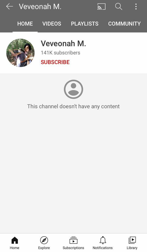 Digelar Anjing Oleh Pembuli Cyber, Veveonah Padam Video Youtube