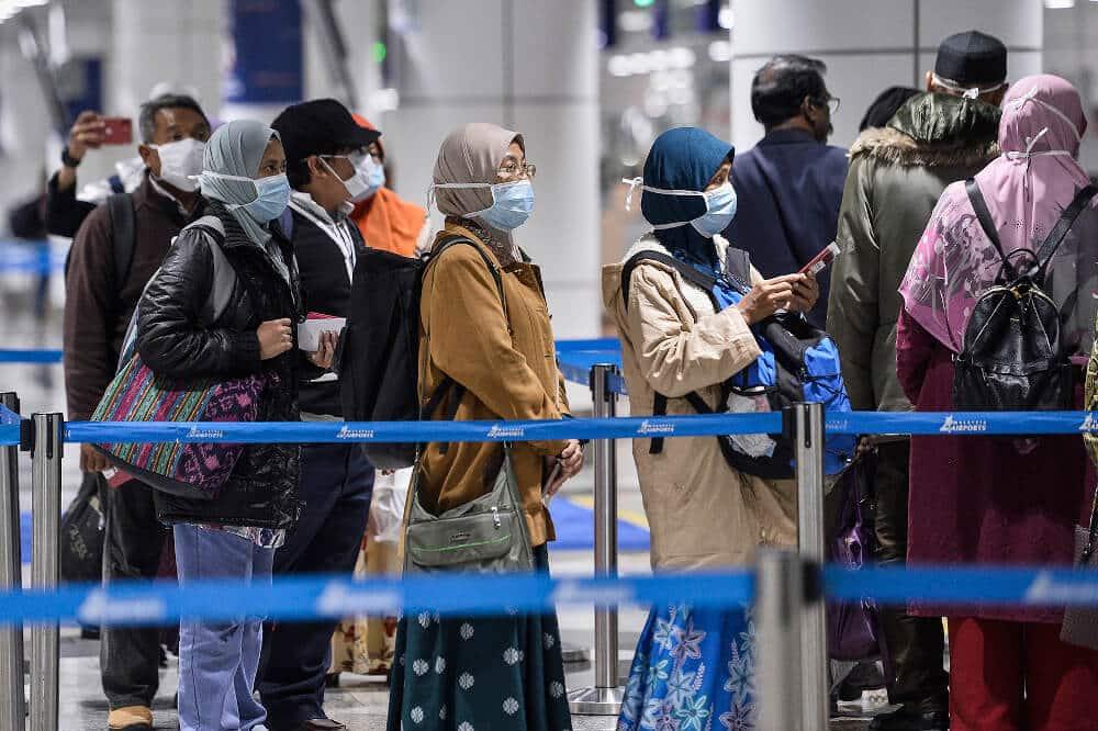 Kluster Baru Tercetus Setelah Individu Pulang Dari Sabah Tidak Dikenakan Perintah Kuarantin Di KLIA