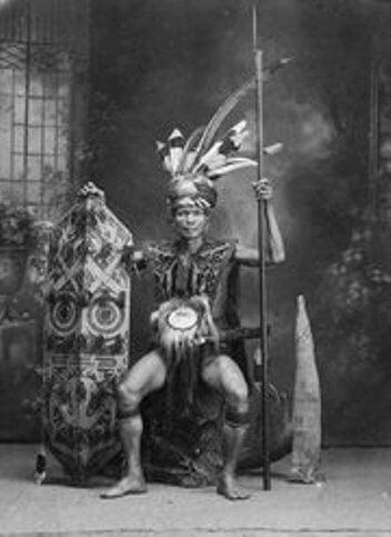Mistik Dan Kisah Terabai, Yang Merupakan Perisai Tradisional Iban Suatu Masa Dahulu