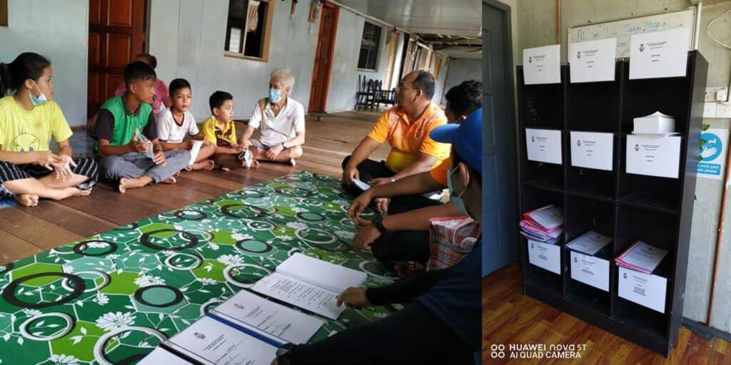 Ruai Based Learning, Inisiatif Sekolah Di Kapit Atasi Masalah Capaian Internet Lemah Di Pedalaman