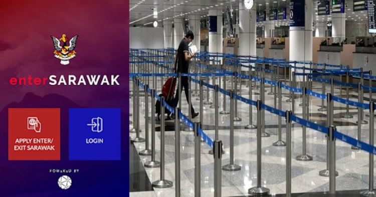 Beli Tiket Dulu Sebelum Mohon Kebenaran, Ini Prosedur Terkini Kemasukan Ke Sarawak
