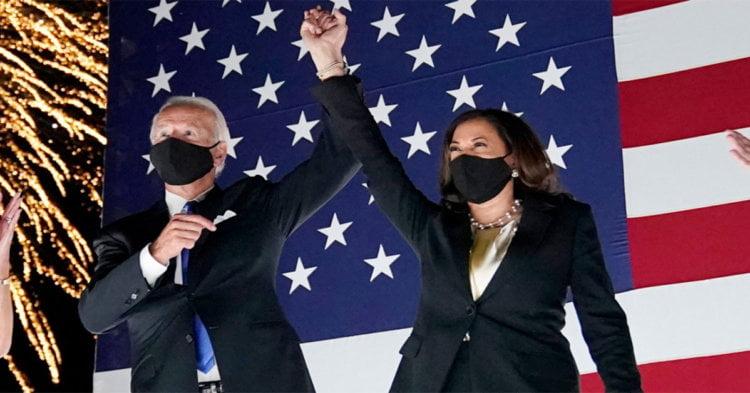 Joe Biden Dipilih Sebagai Presiden Baru AS, Menjadi Presiden Tertua Dalam Sejarah AS