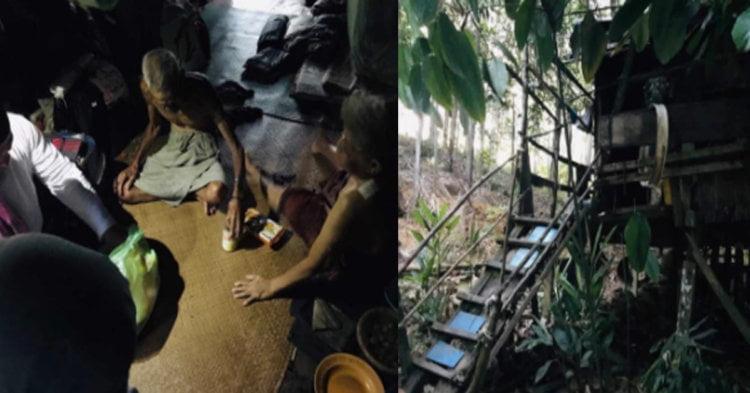 Hantar Gambar Baru Dapat Bantuan, Pasangan Tua Ini Hidup Tanpa Kemudahan Elektrik Dan Air