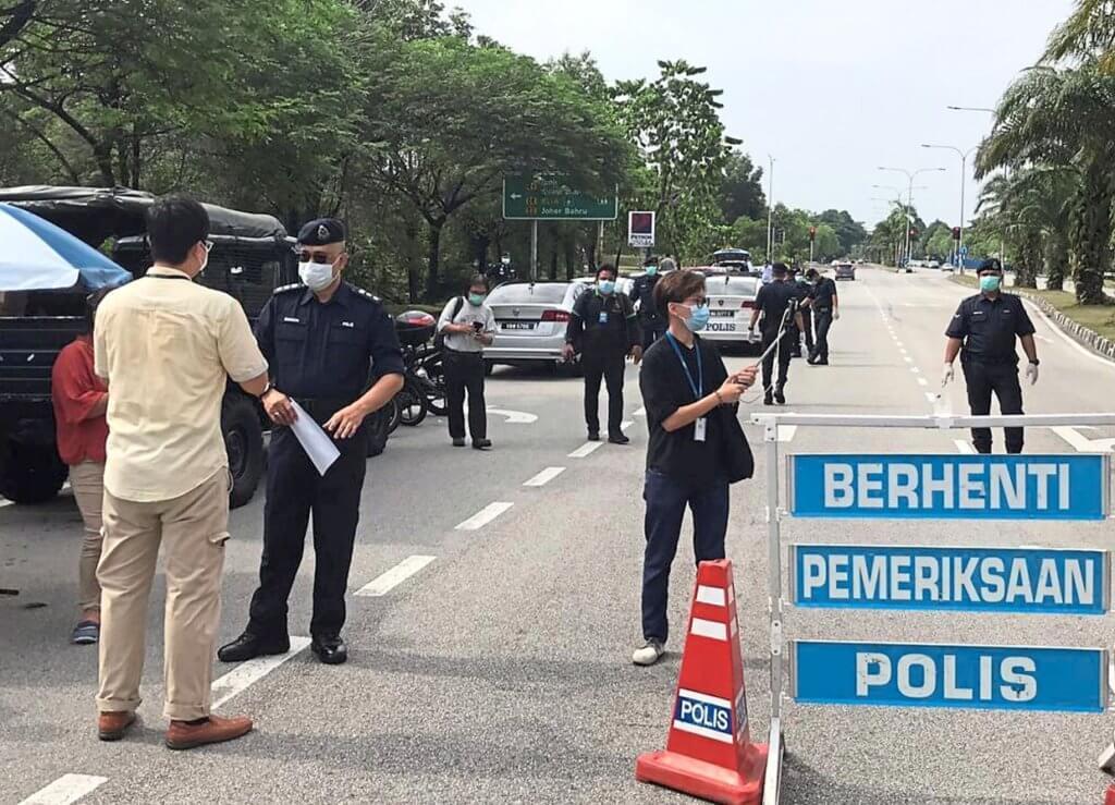 Tujuh Individu Pemilik Pusat Hiburan Ditahan Langgar SOP Di Sibu