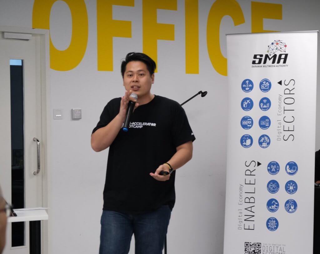 Cipta Mesin Pintar Untuk Memasak, Startup Sarawak Ini Menang Geran Setengah Juta