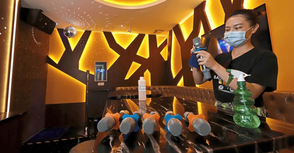 Premis Karaoke Berbilik Akan Dibenarkan Beroperasi Bermula Esok Hari
