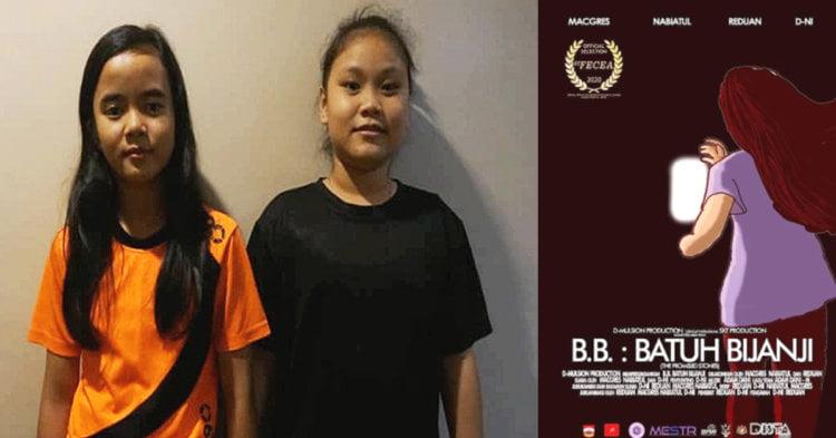 Filem Bidayuh Oleh 2 Pelajar Dari Serian Memenangi Anugerah Antarabangsa