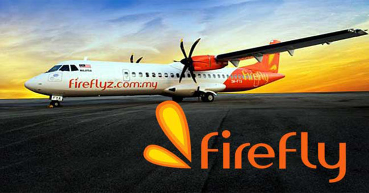 Mulai Januari 2021, Firefly Airlines Menawarkan Penerbangan Dari Pulau Pinang Ke KK Dan Kuching
