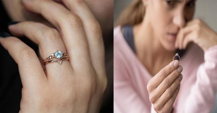 Cincin Pertunangan Harga RM11k Ditolak Oleh Ibu Mertua, Mengatakan Ia Tidak Cukup Mahal