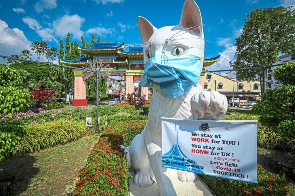 TERKINI: 2 Kemataian Dicatat Hari Ini Di Sarawak, 120 Kes Positif Baharu